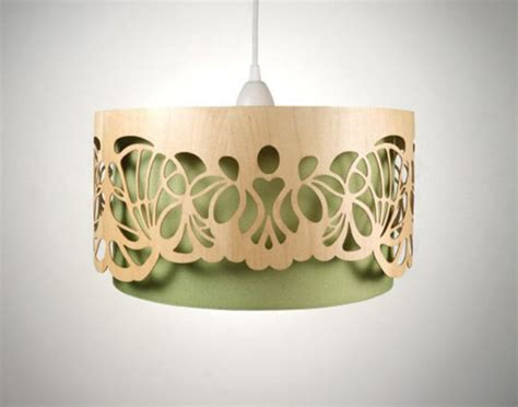 Laser Cut L Shade by Interiors Laser Cut Lshades Pattern