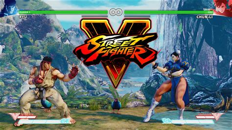 Resea Street Fighter V Resetmx