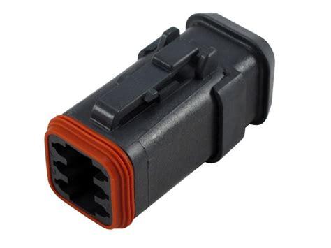 DT06-6S-EP11 - Connectors - Deutsch Connectors ...