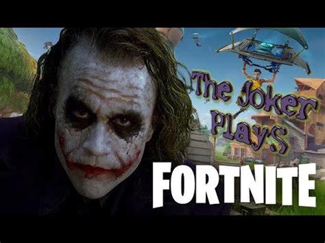 joker plays fortnite battle royale soundboard gaming