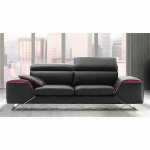 canape design italien en cuir verysofa direct usine 25 With canapé en cuir design italien