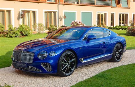 2019 Bentley Gt V8 by Drive 2019 Bentley Continental Gt Driving