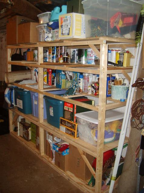 How To Build Sturdy Shelves  The Art Of Manliness