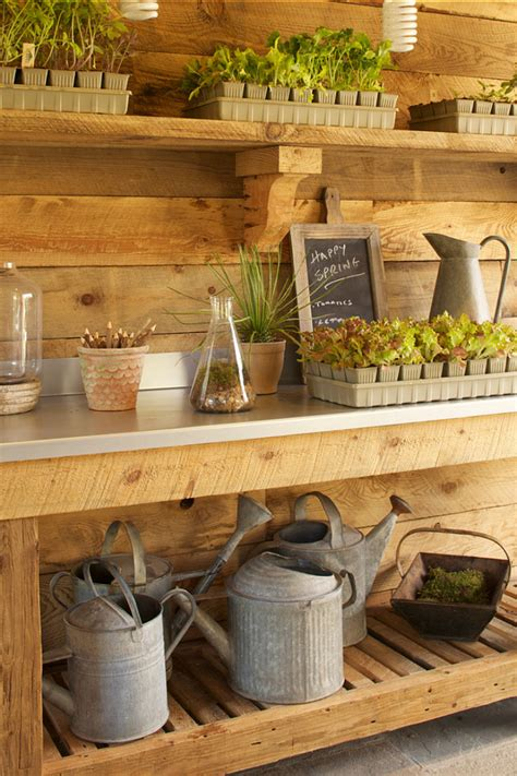 shed storage ideas great storage ideas for your garden shed home bunch