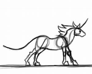 unicorn slo mo run rough by darkmanethewerewolf on deviantart With slomocircuitgif