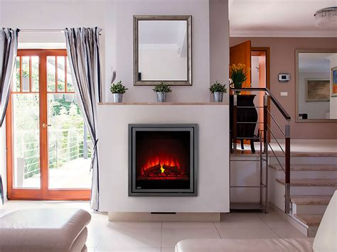 Napoleon Tranquille 30in Builtin Electric Fireplace