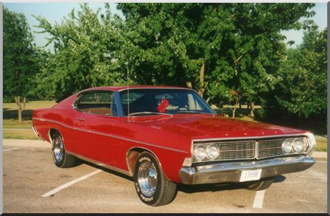 1968 Ford Galaxie 500 by Coal 1968 Ford Galaxie 500 Fastback The Legend Lives On