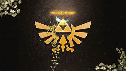 Zelda Triforce Wallpapers Legend Matzell Pixelstalk Res