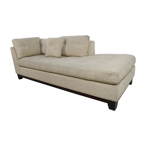 chaise a but tufted chaise sofa best 25 tufted sectional ideas on