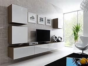 Lowboard Mit Glasfront : hochglanz wohnw nde und weitere wohnw nde g nstig online ~ Pilothousefishingboats.com Haus und Dekorationen