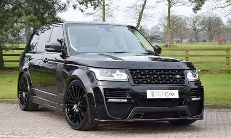 Used Land Rover Onyx Concept Aspen Edition Autobiography 3