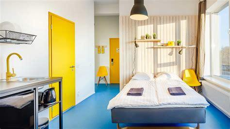 hostel tartu  hektor design hostel  estonia