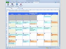 WinCalendar Excel Calendar Creator with Holidays