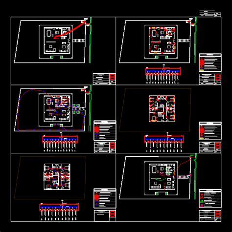 wiring housing dwg block  autocad designs cad