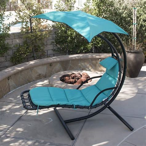 Hammock Lounge Chair by 15 Outdoor Chaise Lounges That You Can Buy Right Now