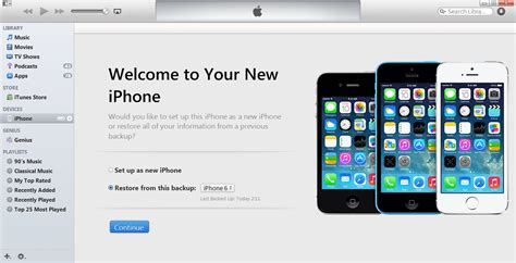 to restore my iphone iphone new iphone backup restore