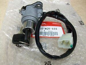 New Honda Oem Ignition Switch Shadow
