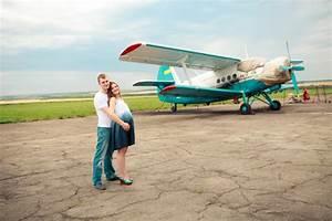 Zwangerschap en vliegen