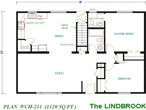 square foot cottage plans    square foot house plans  sq ft cabin plans