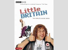 Little Britain Series 2 DVD Zavvi