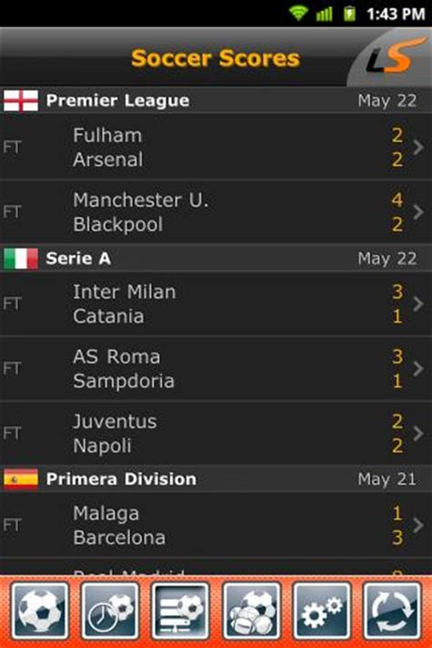 livescore android apps  google play