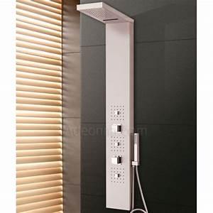 Colonne De Douche Design : colonne de douche design tiara adeonna ~ Preciouscoupons.com Idées de Décoration