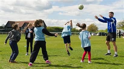 Sports Participation Provision Community Football Fitc Sport