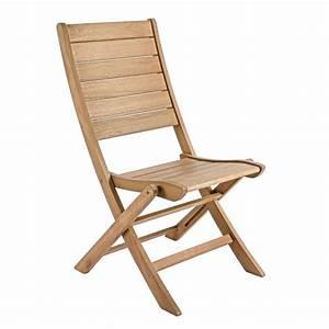 Chaise Jardin Bois : trinidad chaise pliante en bois balau avec ou sans accoudoirs id ale pour le jardin sediarreda ~ Teatrodelosmanantiales.com Idées de Décoration