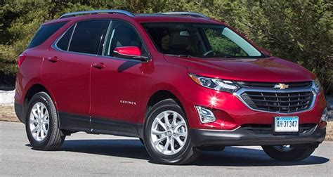 2018 Chevrolet Equinox  Autorevival Automotive News