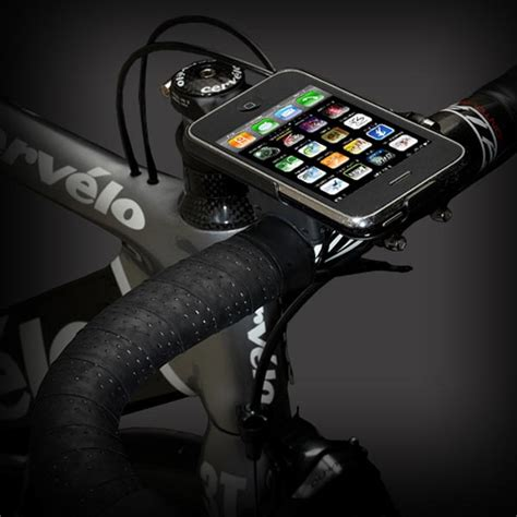 motorcycle iphone mount bicio goride iphone bike mount
