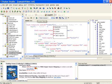 Xsl Editor
