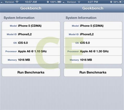 iphone 6 processor speed the iphone 5 s a6 processor can dynamically vary its clock