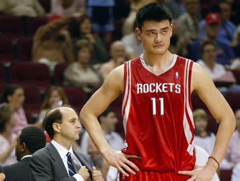 Yao Ming The International Phenomenon Steemkr