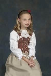 German Girl Traditional Dress