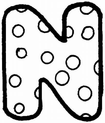 Letters Bubble Printable Letter Alphabet Coloring Pages