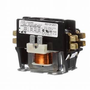 Pitco Contactor  24v 1 Pole