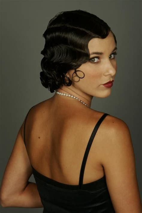 Roaring 20s Hairstyles by Authentic 1920s Hair And Makeup By Tonnya Event