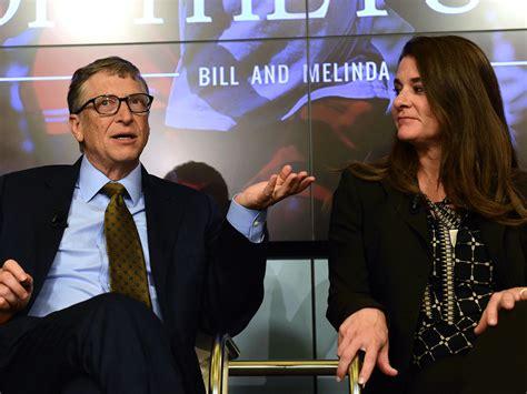 Billionaire couple Bill and Melinda Gates announce ...
