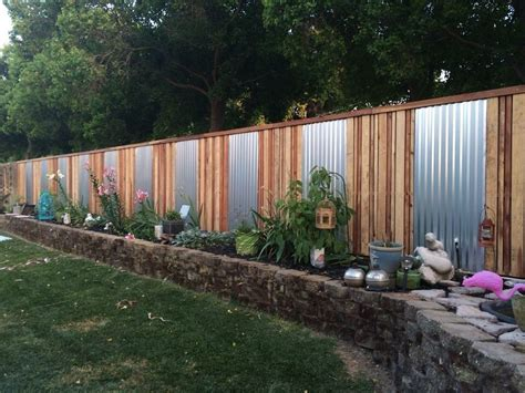 backyard privacy fence 15 privacy fences that will turn your yard into a secluded oasis privacy fences sheet metal
