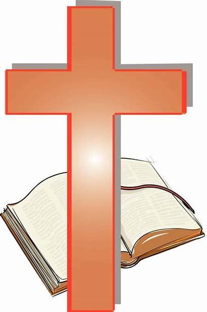 Cross Clipart Bible Cliparts Faith Clip Religious