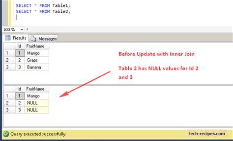 delete  update rows   join  sql server