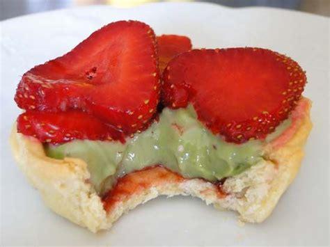 tarte aux fraises creme de pistache aur 233 lie cuisine