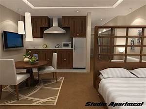 difference between studio apartment and one bedroom With single bedroom apartments a studio with functional purposes