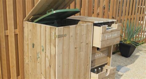 Opbergkasten Voor Buiten Hubo by Afvalcontainer Uit Het Zicht Grote Ombouw Gamma