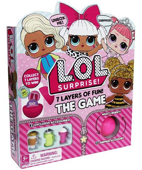 Lol surprise challenge juego de mesa de las munecas lol. L.o.l Surprise Juego De Mesa Muñeca En Start Games - $ 699.00 en Mercado Libre