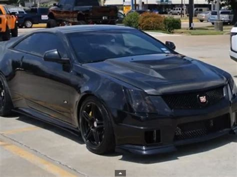 video  horsepower cadillac cts   powerful luxury