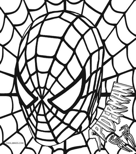 spiderman logo coloring pages 8988 spiderman mask printable coloring spiderman