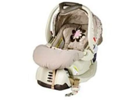 Baby Trend Flexloc Adjustable Back Car Seat Reviews