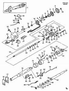 Chevrolet P30 Spring  Steering Column  Transmission
