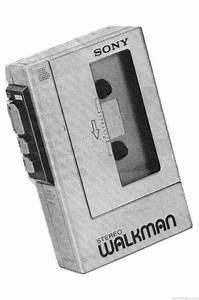 Sony Wm-4 - Manual - Stereo Walkman Cassette Player